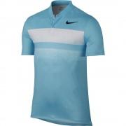 Nike Modern Fit TR Dry 6/1 Printed vivid sky polo męskie
