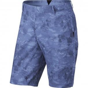 Nike Modern Fit Seasonal Print polar krótkie spodnie