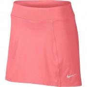 Nike Precision Knit Skort lava glow spódniczka golfowa