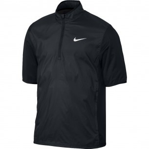 Nike Shield Top black bluza przeciwwiatrowa (windstopper)