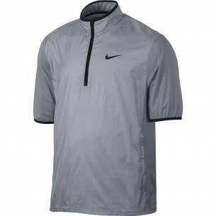 Nike Shield Top grey bluza przeciwwiatrowa (windstopper)