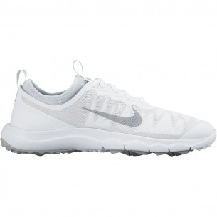 Nike FI Bermuda white damskie buty golfowe