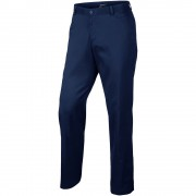 Nike Flat Front Pant Black midnight navy