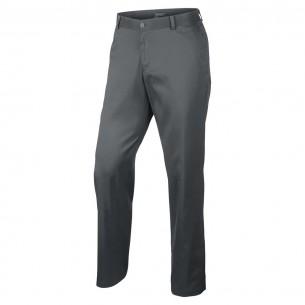 Nike Flat Front Pant Dark Grey spodnie golfowe