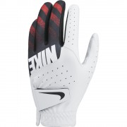 Nike Sport red rękawiczka golfowa