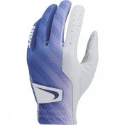Nike Tech Ladies blue rękawiczka golfowa