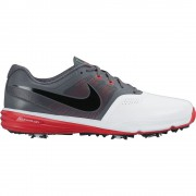 Nike Lunar Command white/black/red buty golfowe