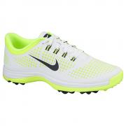 Nike Lunar Empress white/volt damskie buty golfowe