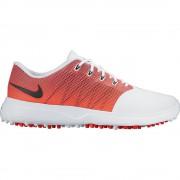 Nike Lunar Empress II white/crimson damskie buty golfowe