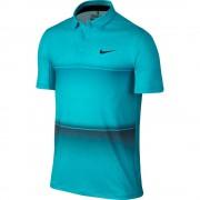 Nike Mobility Stripe blue polo męskie