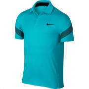 Nike Fly Framing Commander blue polo męskie