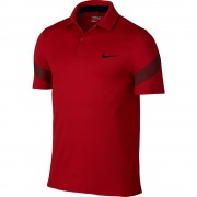 Nike Fly Framing Commander red polo męskie