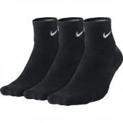 Nike Dri-FIT Quarter 3-pack skarpetki golfowe