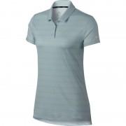 Nike Dry Print Polo barely grey koszulka damska
