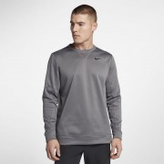 Nike Therma Top Crew Core gunsmoke bluza termiczna