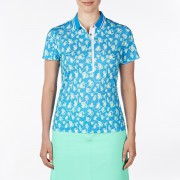 Nivo Denisse Ladies Polo malibu blue