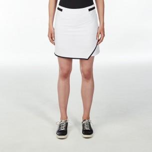 Nivo Wynonna Ladies Skort white spódniczka golfowa