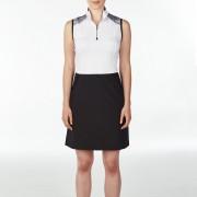 Nivo Wanda Ladies Dres white sukienka golfowa