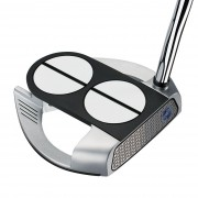 Odyssey Works 2-Ball Fang Lined Putter