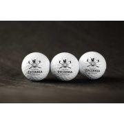 NAJLEPSZE ŻYCZENIA - Personalizowane piłki do gry w golfa