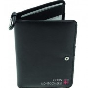 Colin Montgomerie Leather Golf Organiser