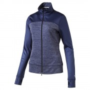 Puma Colorblock Full Zip peacoat bluza damska