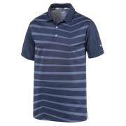 Puma Alterknit Prismatic Polo peacoat koszulka golfowa