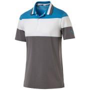 Puma Nineties Polo bleu azur koszulka golfowa