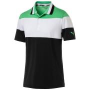 Puma Nineties Polo irish green koszulka golfowa