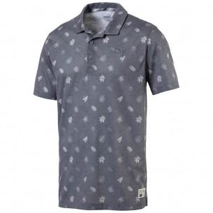Puma Verdant Polo quiet shade koszulka golfowa