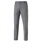 Puma Plaid Tech spodnie golfowe