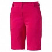 Puma Pounce Bermuda rose red krótkie spodnie damskie