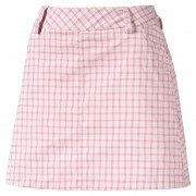 Puma Plaid Skirt pink