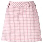 Puma Plaid Skirt pink spódniczka