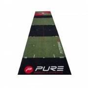 Pure2Improve Golf Putting Mat 3m