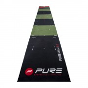 Pure2Improve Golf Putting Mat 5m