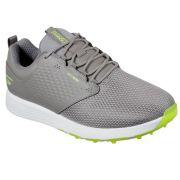 Skechers Go Golf Elite V.4 Prestige RF grey/lime buty golfowe