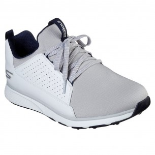Skechers Go Golf Mojo Elite white/grey buty golfowe