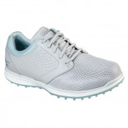 Skechers Go Golf Elite V.3 Grand Ladies grey/mint damskie buty golfowe