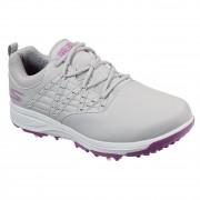 Skechers Go Golf Pro V2 Ladies grey/purple damskie buty golfowe