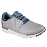 Skechers Go Golf Elite V.3 Approach grey/blue buty golfowe