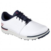 Skechers Go Golf Elite V.3 Approach white/navy/red buty golfowe