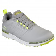 Skechers Go Golf Elite V.3 grey/lime buty golfowe