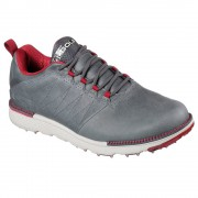 Skechers Go Golf Elite V.3 LX charcoal/red buty golfowe