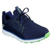 Skechers Go Golf Mojo Elite navy/lime buty golfowe