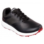 Skechers Go Golf Max black/red buty golfowe