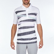Sligo Brando Polo white koszulka golfowa