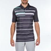 Sligo Brody Polo charcoal koszulka golfowa