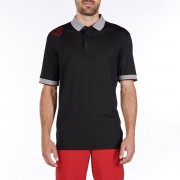 Sligo Dusty Polo black koszulka golfowa