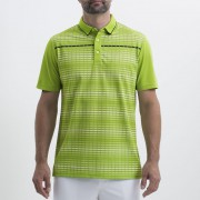 Sligo Bradley green polo męskie